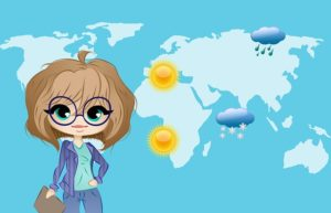 météo en anglais